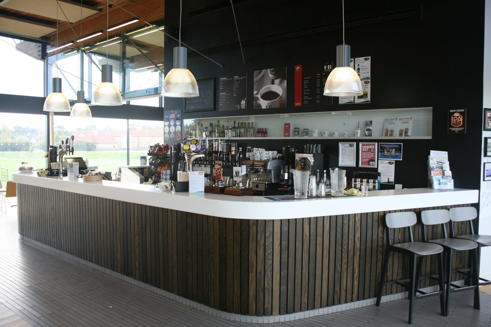 THREE HILLS SPORT PARK FUNCTION ROOMS