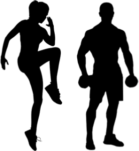 personal-training-silhouettes