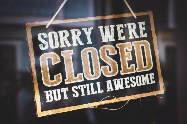 Election Closures